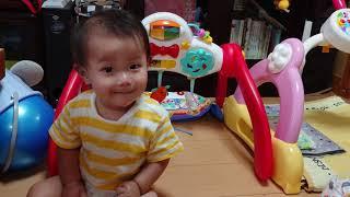 赤ちゃん バイリンガル教育スタート 台湾語(中国語)・日本語 生後10ヶ月 - baby vlog