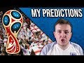 WORLD CUP PREDICTIONS | Are England Dark Horses? | Russia 2018 World Cup Talk #2