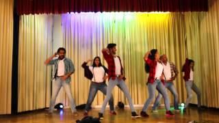 Bollywood 90s Retro Fusion Dance | Rhythmz Bollywood Choreography