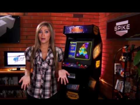 Dream Arcades on Spike TV with iJustine