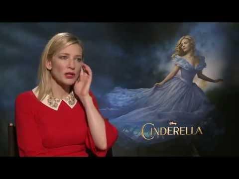 Cinderella: Cate Blanchett Exclusive Interview