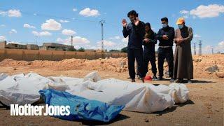 Video: Burying Syria's Forgotten Dead - Shane Bauer