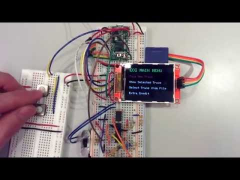 ECG / Heart Rate Monitor - CSE 466 Final Project