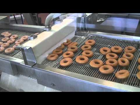 The Krispy Kreme Doughnut Machine
