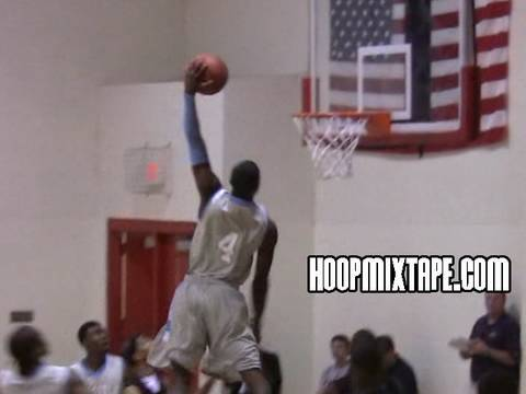 Flashy 6'4 Tony Wroten Showing Out In The Summer. Video