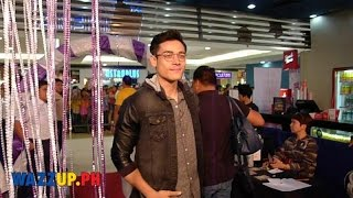 Xian Lim Full Support for KimXi Love Team Mate Kim Chiu at the Etiquette for Mistresses Premiere
