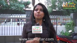 Raasika At Pattathari Movie Team Interview