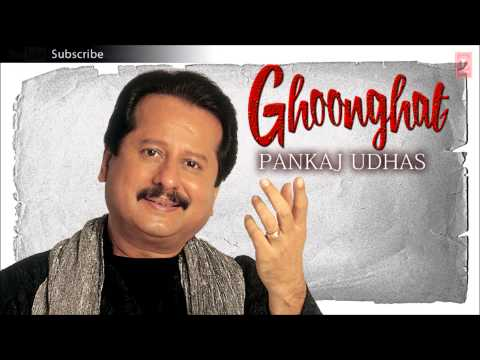 Ghoonghat Ko Mat Khol - Pankaj Udhas Ghazals 'ghoonghat' Album video