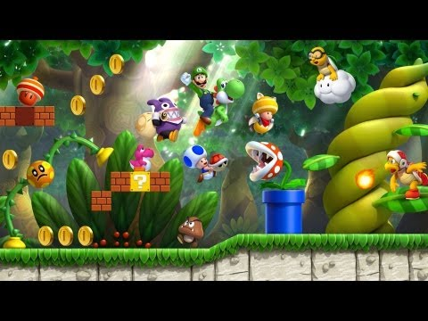 GameSpot Reviews - New Super Luigi U