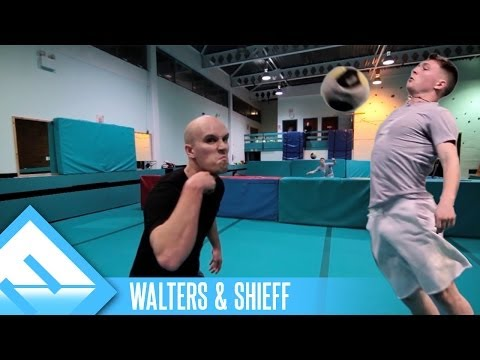 image vidéo Extreme Football Tennis in Walters and Shieff 2013