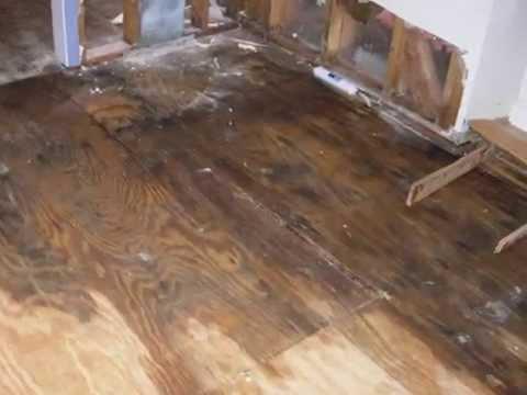 water damage restoration flooded basement mchenry lake zurich