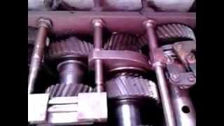 Caixa de tração e reduzida caminhão Engesa 4x4 com tomada de força ou 6x6