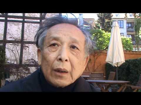 Gao Xingjian, interview, Copenhagen 8th May 2011