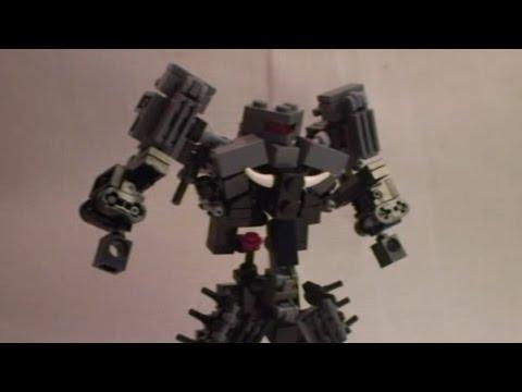 Lego Transformers - Zodiac