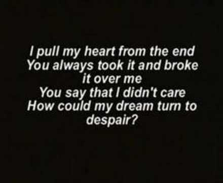 Bullet For My Valentine - Turn To Despair
