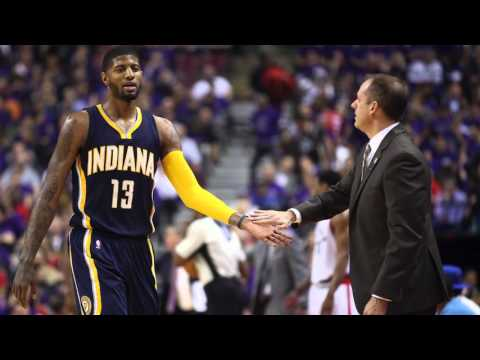 Indiana Pacers Fire Frank Vogel
