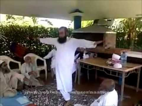 NEW - VIDEO OF MAULANA TARIQ JAMEEL DOING ZIKR & EXERCISE AND...
