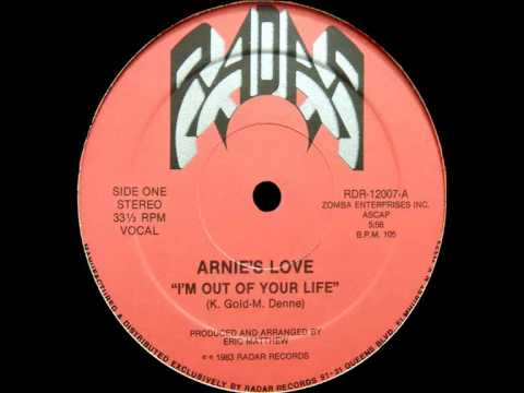Arnie's Love - I'm Out Of Your Life (Dj ''S'' Bootleg Extended Dance Re-Mix)