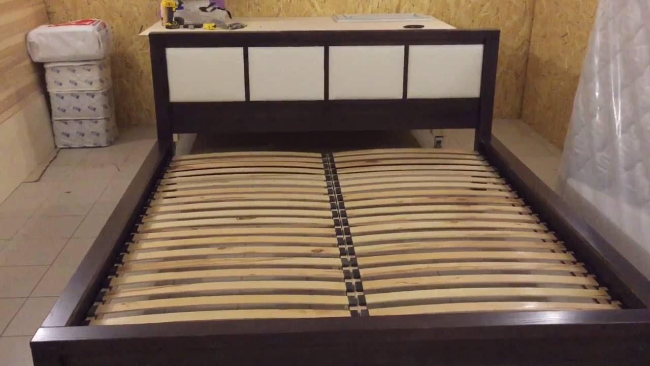Кровать своими руками материалы 11