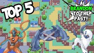 Top 5 3rd Generation (Hoenn) Pokemon