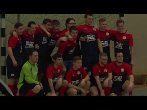 RadioWeserTV - Nordenham beim 1. Turnier des FC Taschenbillard Cup