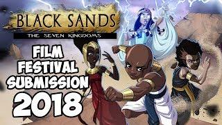Black Sands Pilot Episode : Festival Submissions 2018 - Black Anime