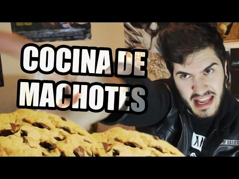 Cocina de machotes: Cookies de testosterona