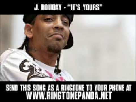 J. Holiday - It's Yours [New Video + Lyrics]
