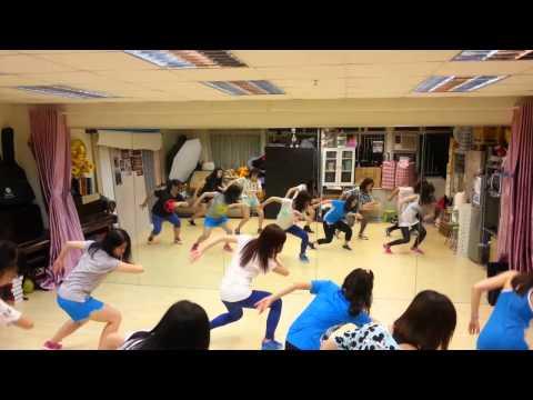 K-POP Dance | Infinite - Back ::lesson1:: | Siuting's class