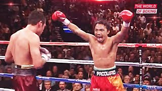 Filipino Bloody Trail! When Manny Pacquiao Shocked The Boxing World!