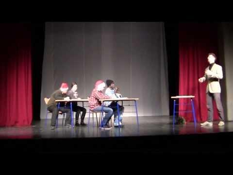KapljiceTV - Božić 2013.g. - Božić u serijskoj proizvodnji - Božićna večernja škola