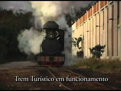 Trem Tur�stico - Maria Fuma�a - S�o Roque/SP