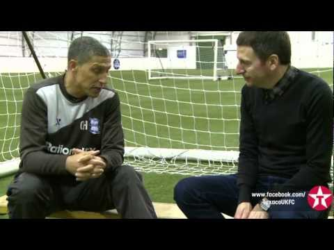 Ask the Boss with Chris Hughton - Birmingham City (Part 1)