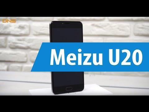Обзор смартфона Meizu U20