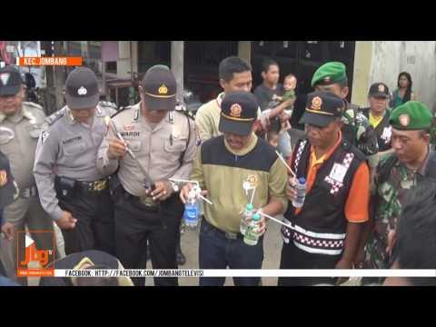 Razia Rumah Kos, Petugas Gabungan Sita Narkoba Dari Gadis Belia