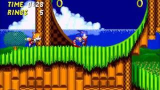 Sonic 2 Emerald Hill Zone Remastered (2011)