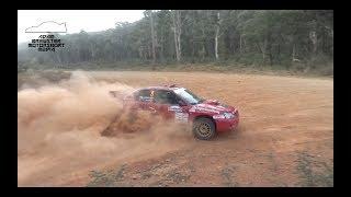 Kosciuszko Automotive Rally Team Subaru WRX STI @ Caves Classic Rally 2019