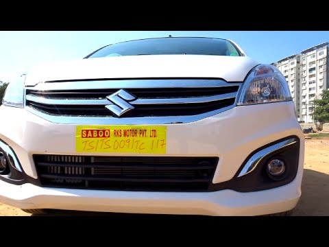 #Cars@Dinos: Maruti Suzuki Ertiga SHVS Review (First Drive. Walkaround)