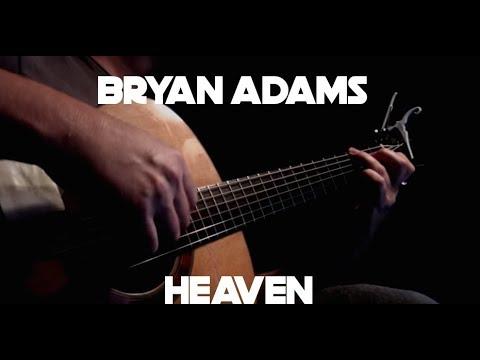 Bryan Adams - Heaven - Fingerstyle Guitar