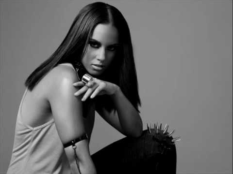 Alicia Keys - New york Broken down! Video