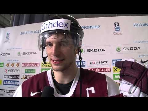 Latvia v Slovakia Post Game Comments