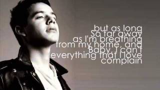 Watch David Archuleta Complain+ video