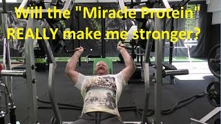 Weaponize Yourself: Mighty Strength Tests (B4)