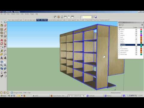 Cabinet Design Software With Cutlist for Windows  Free