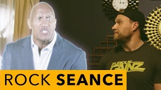 The Seance in Room 301 with The Rock & His YouTube Friends!