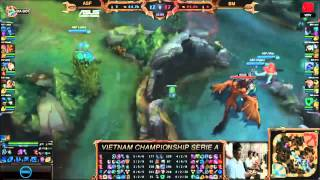 [07.12.2014] ASF vs BM Highlights [ VCSA Xuân 2015]