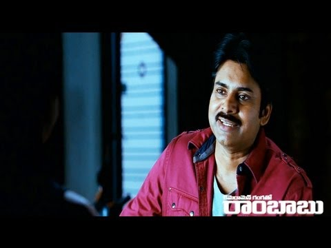 Cute Scene Between Pawan and Tamanna Cameraman Gangatho Rambabu