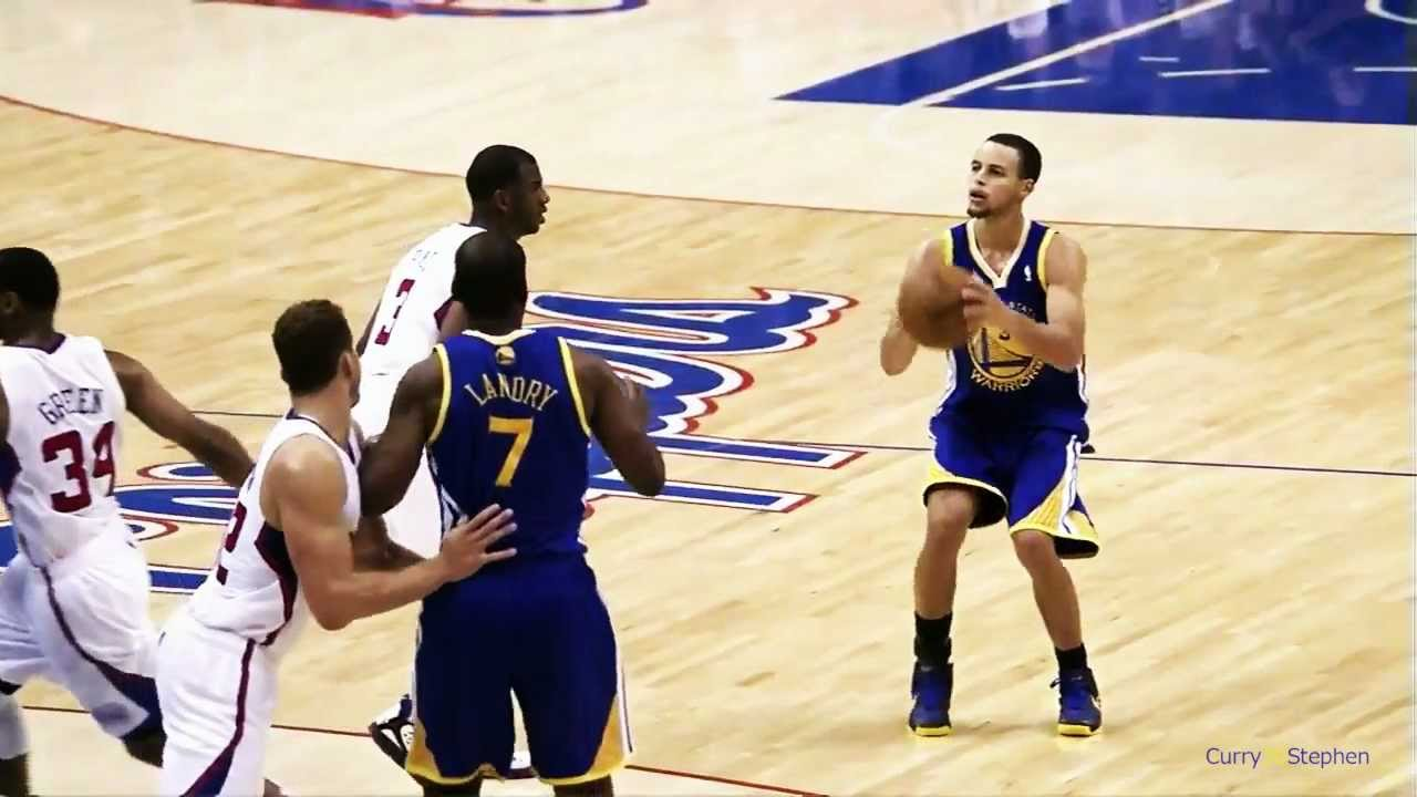 Stephen Curry's Shooting Form II - Slow Motion HD - YouTube