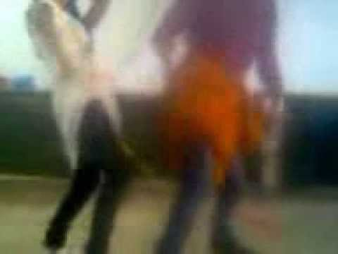 Lungi Dance In Desi Style (girls N Boys Competition) video