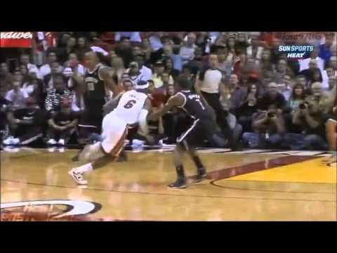 Miami Heat 103 vs 73 Brooklyn Nets_Full highlights//11-07-2012